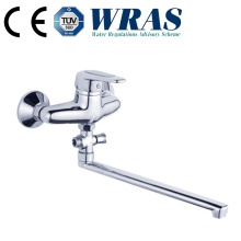 Long neck high quality shower faucet